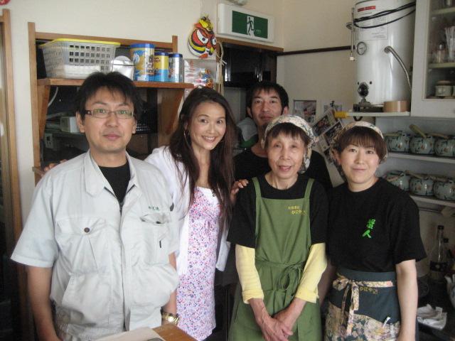 平成24年7月11日:テレビ東京「大人の極上ゆるり旅」