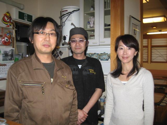平成24年4月16日:静岡朝日テレビ「とびっきり静岡」