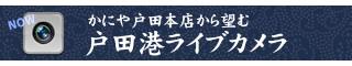 かにや戸田港本店から望む戸田港ライブカメラ